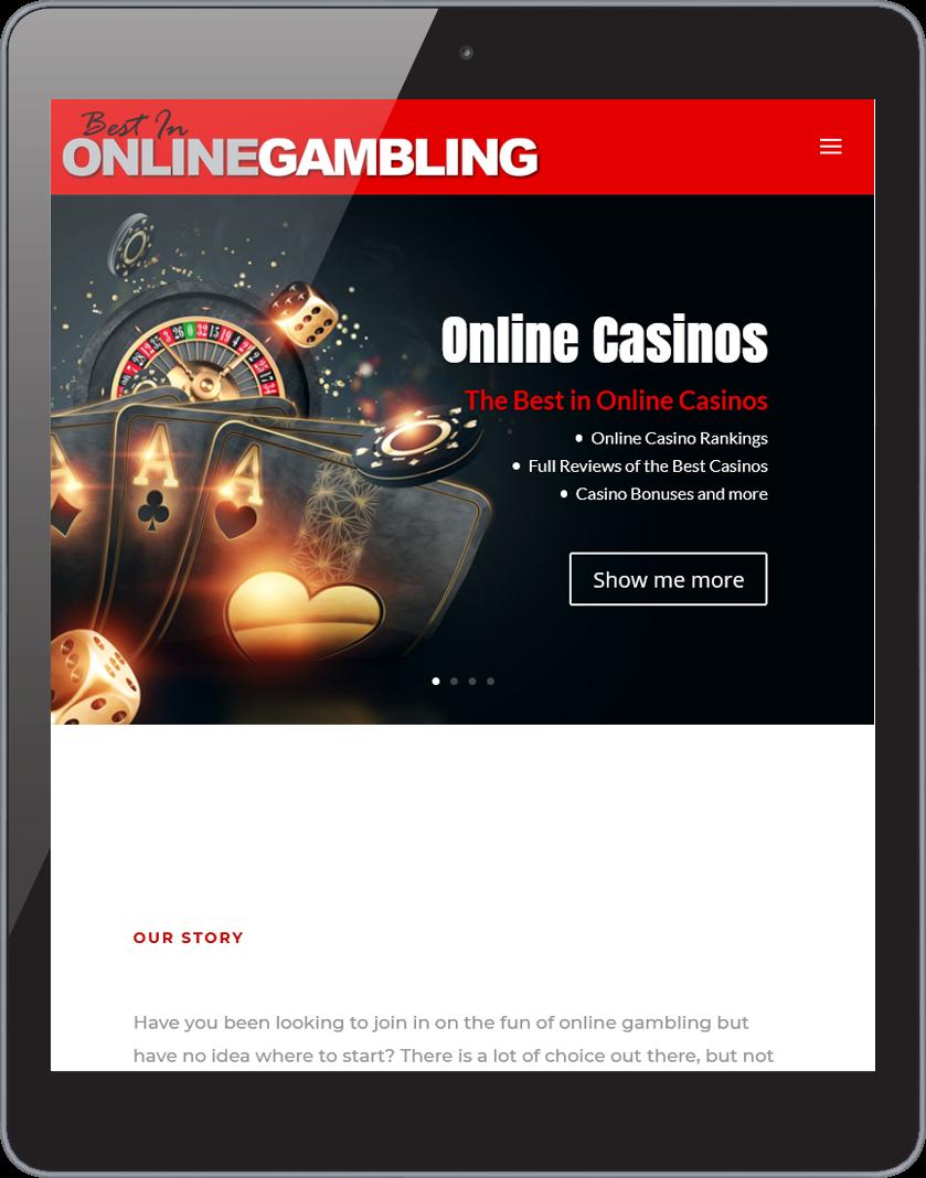 Best in Online Gambling 1