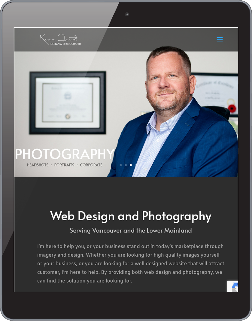 Main Page - Kevin Faust