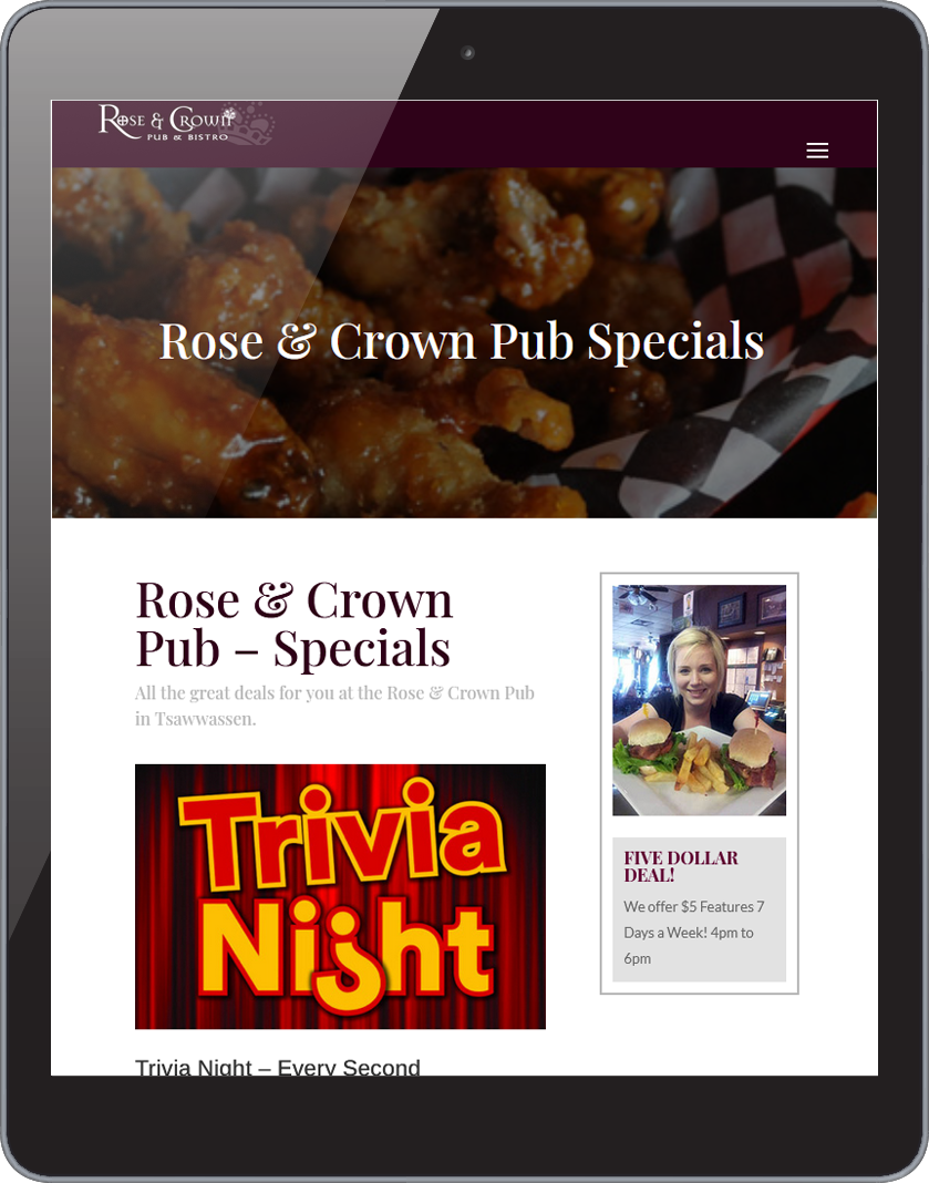 Rose and Crown Pub 2